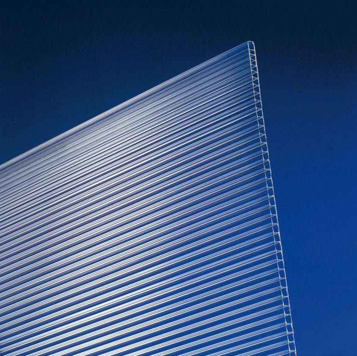 Kihtplastplaat Gutta 1,05 x 2 m 6 mm