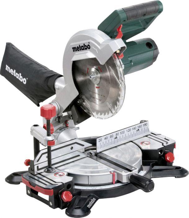 Järkamissaag Metabo KS 216 M Lasercut