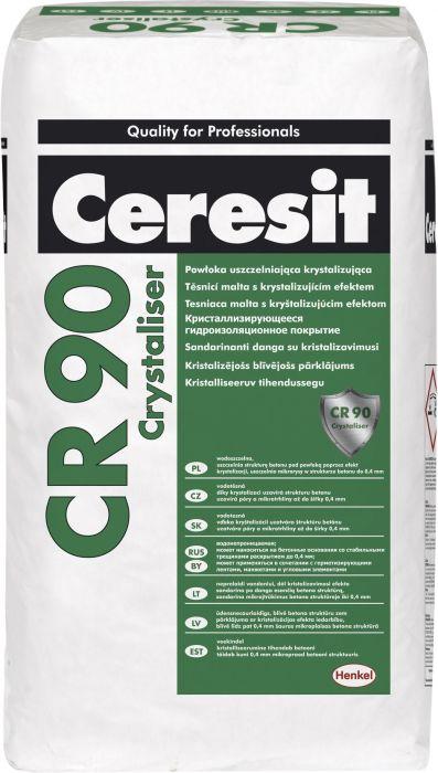 100% korkealaatuista söpö halpa suosituin Kristalliseeruv tihendussegu Ceresit CR 90 25 kg