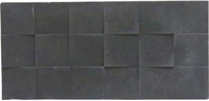 Viimistluskivi Stone Design Square antratsiit 28,3 x 13,5 cm