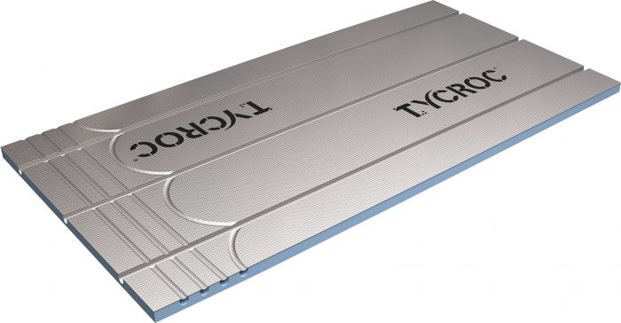 Põrandakütte alusplaat Tycroc UHP16, 25 x 600 x 1200 mm