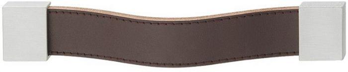 Käepide Häfele 157 x 36 mm roostevaba teras/nahk