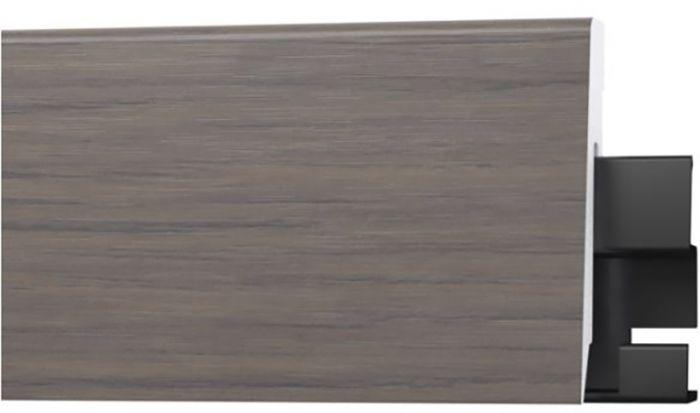Põrandaliist Fado 14 Wenge Africa, 20 x 58 x 2400 mm