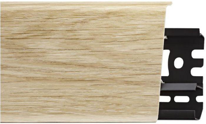 Põrandaliist Indo Linburg Oak 04, 26 x 70 x 2500 mm