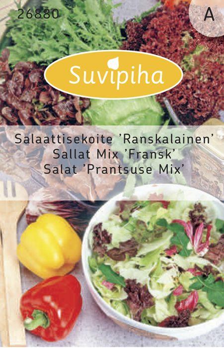 Salat Prantsuse segu French Suvipiha 1 g