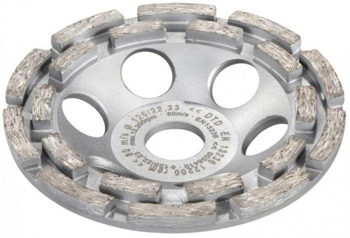 Teemant lihvketas betoonile 125 mm
