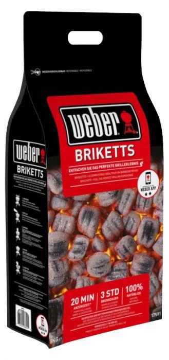 Brikett Weber 8 kg FSC