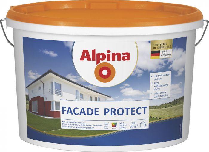 Fassaadivärv Alpina Facade Protect 2,5 l