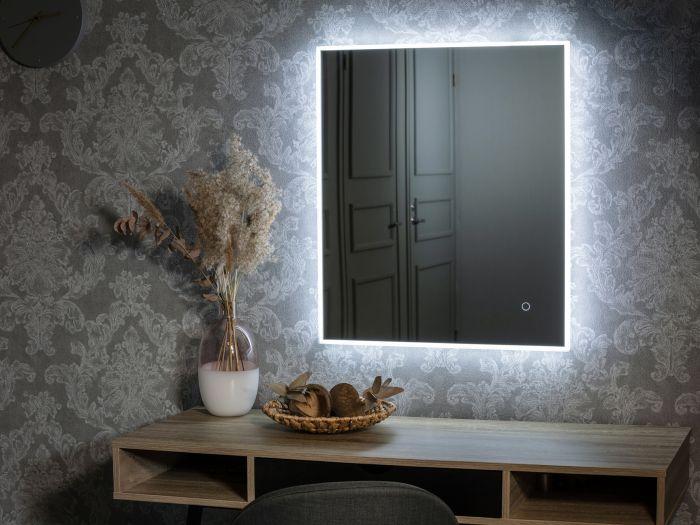 LED-peegel Nordium Avonia