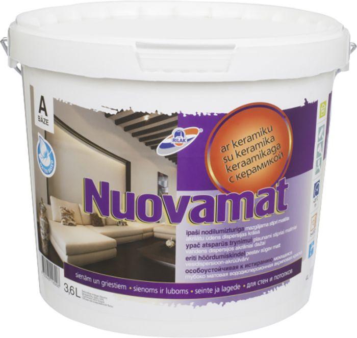 Seina- ja laevärv Nuovamat 3,6 l
