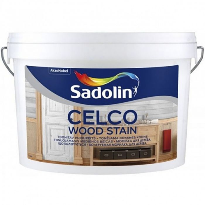 Toonitav puidupeits Celco Wood Stain 2,5 l