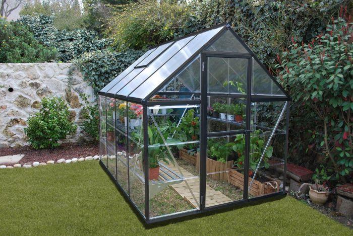 Kasvuhoone Hybrid 4,6 m²