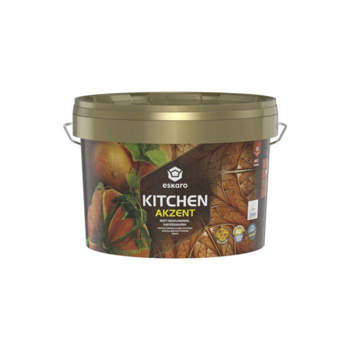 Sisetöödevärv Kitchen Akzent 2,7 l