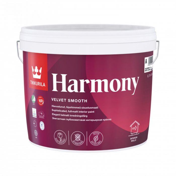 Seinavärv Tikkurila Harmony 2,7 l