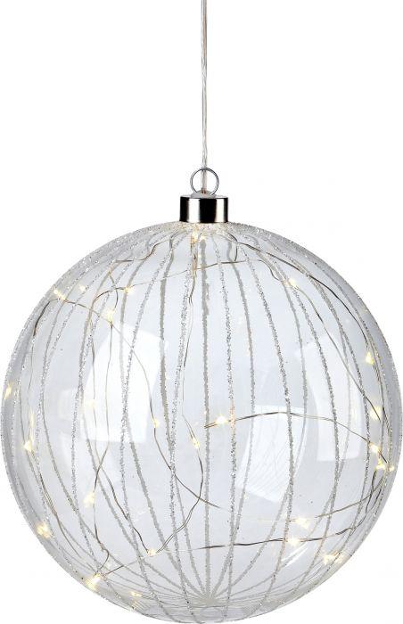 Dekoratiivne klaaspall Markslöjd Attarp