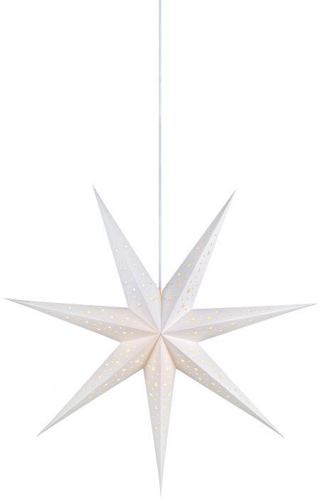 Pabertäht Markslöjd Solvalla Ø 75 cm, valge