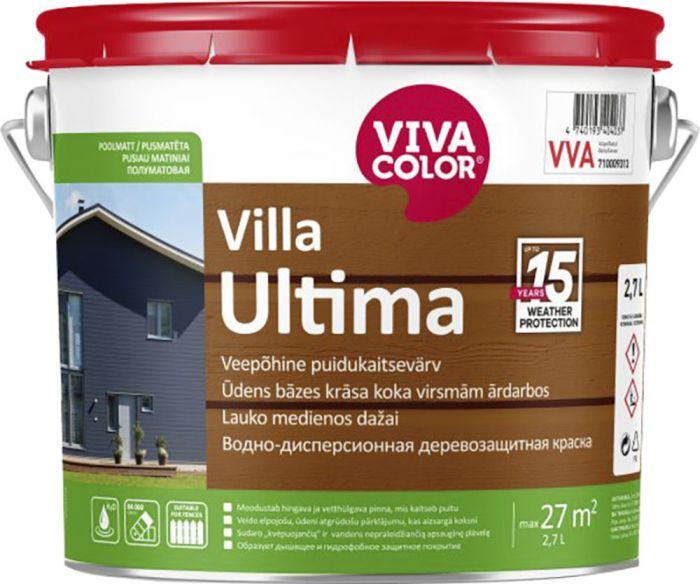 Puidukaitsevärv Villa Ultima 2,7 l