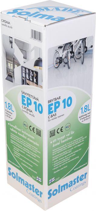 EP10 epokate 1,8 l, värvitu
