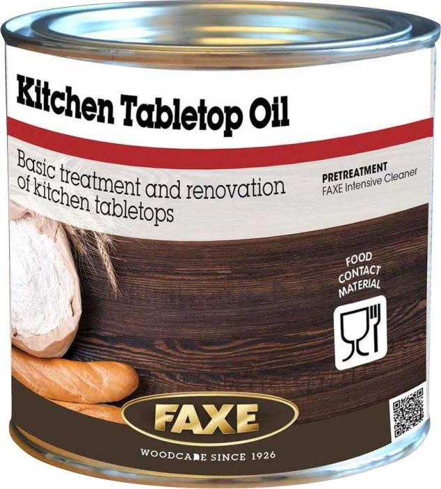 Köögitasapinna õli Faxe Kitchen Table Top 0,75 l