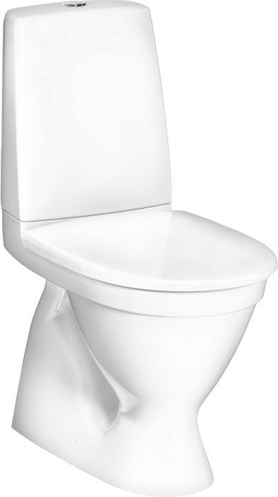 WC-pott Skandic 6400 allajooksuga