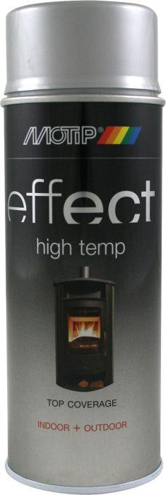 Kuumakindel aerosoolvärv Effect 400 ml, hõbedane
