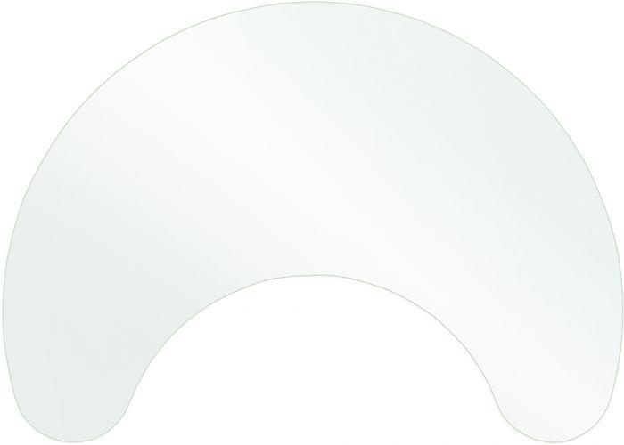 Kaminaesine klaas Crescent 80 x 57 cm