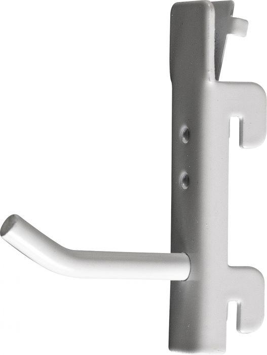 Tööriistakonks 48,6 x 13,8 x 61,5 mm valge 5 tk