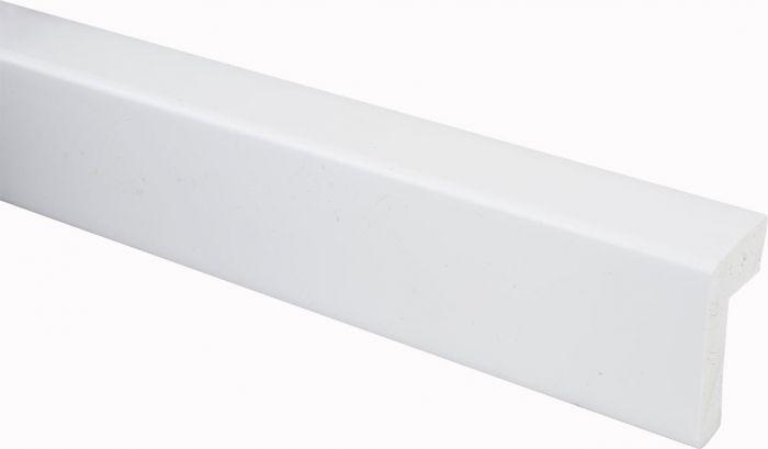 Välisnurgaliist PVC valge 25 x 42/15 x 2200