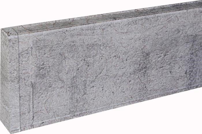 Põrandaliistu ots PVC hall tamm vasak 22 x 75 mm