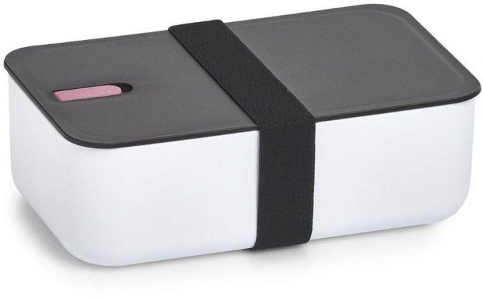 Einekarp 19 x 12 x 7 cm, valge/must/roosa