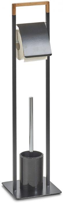 WC-harjakomplekt Zeller 19 x 74,5 x 19 cm