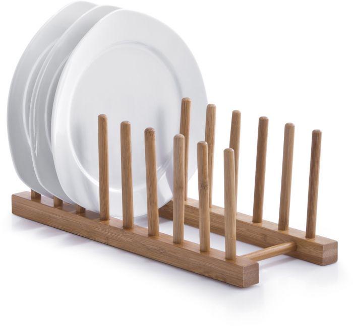 Taldrikute hoidik Zeller bambus