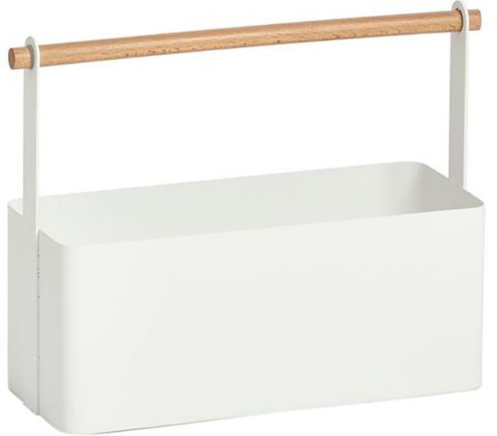 Kandekorv Zeller Scandi Design 31,5 x 12 x 24 cm
