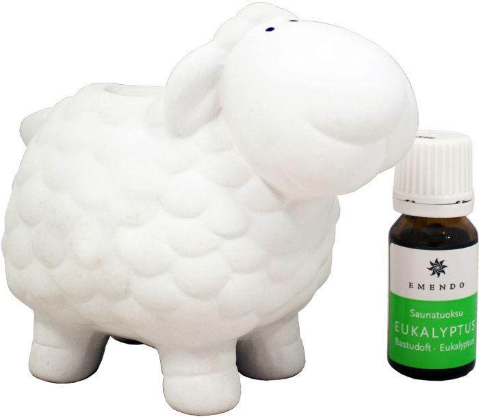Aroominõu Lammas ja saunaaroom 10 ml Emendo