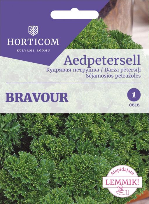 Aedpetersell Bravour 2g