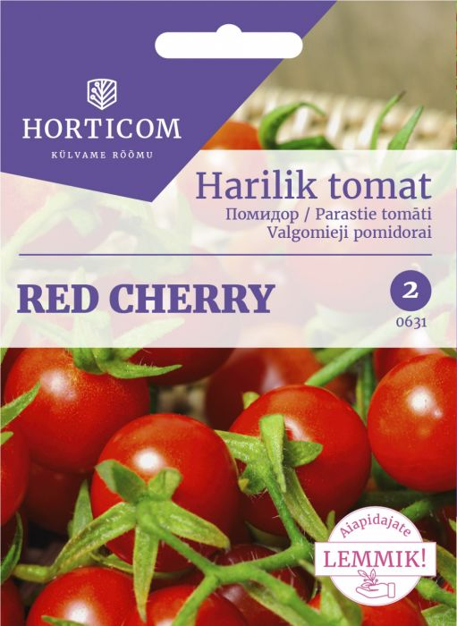 Harilik tomat Red Cherry 1g