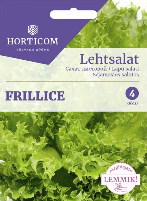 Lehtsalat Frillice F1 30seemet