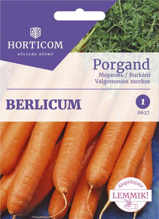 Porgand Berlicum 5g