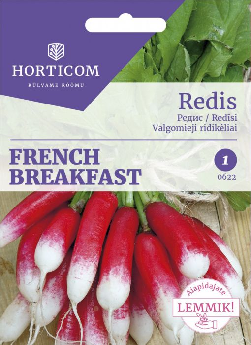 Redis French Breakfast 5g