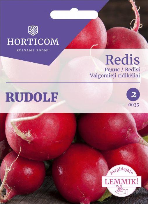 Redis Rudolf F1