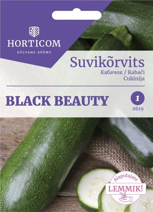 Suvikõrvits Black Beauty 3g