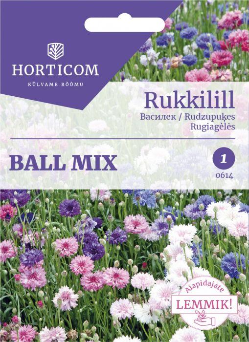 Rukkilill Ball mix 1g