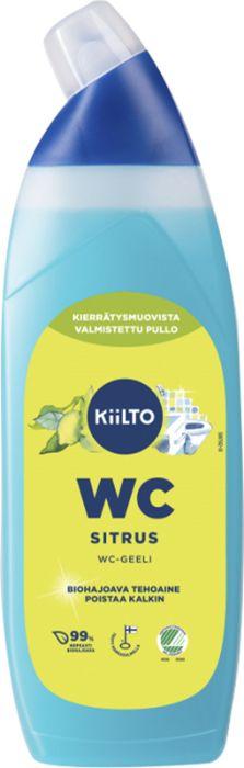 WC-geel Kiilto Sitrus 750 ml