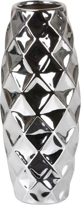 Vaas Mirror Silver 47 cm