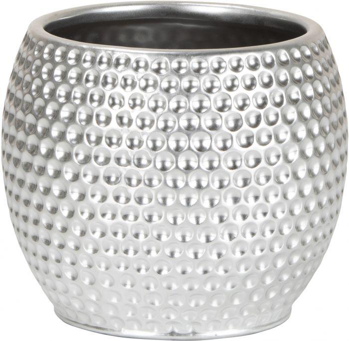 Ümbrispott Platinum Silver Ø 18 cm