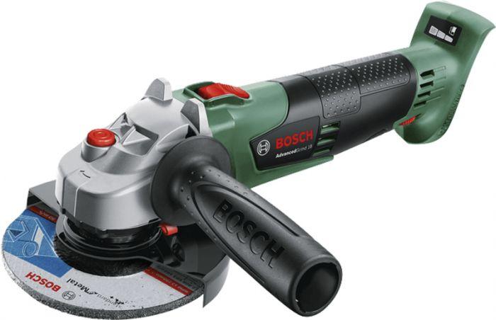 Akunurklihvija Bosch AdvancedGrind, 18 V