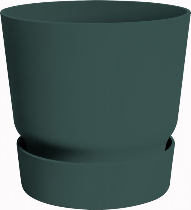 Õuepott Greenville Ø 25 cm, roheline