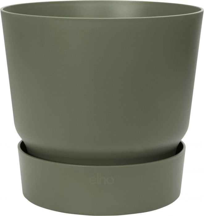 Õuepott Greenville Ø 30 cm, roheline