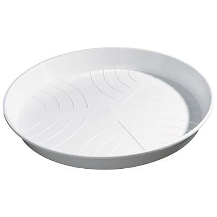 Alustaldrik Standard 21 cm, valge