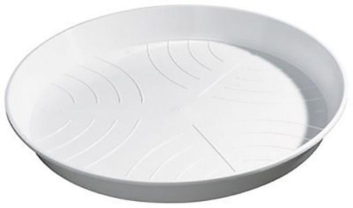 Alustaldrik Standard 24 cm, valge
